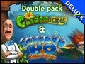 Double Pack Gardenscapes Fishdom H20 Deluxe