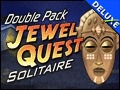 Double Pack Jewel Quest Solitaire Deluxe