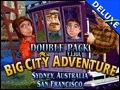Double Pack Big City Adventure Sydney San Francisco Deluxe