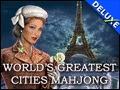 World's Greatest Cities Mahjong Deluxe