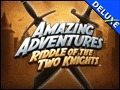 Amazing Adventures Riddle of the Two Knights Deluxe