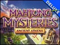 Mahjong Mysteries - Ancient Athena Deluxe