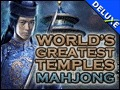 World's Greatest Temples Mahjong Deluxe
