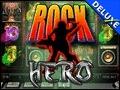 Reel Deal Epic Slots - Rock Hero Deluxe