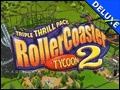RollerCoaster Tycoon 2 - Triple Thrill Pack Deluxe