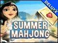 Summer Mahjong Deluxe