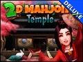 2D Mahjong Temple Deluxe
