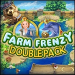 Double Pack Farm Frenzy Ancient Rome Gone Fishing Deluxe