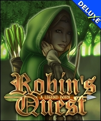 Robin\'s Quest - A Legend Born Deluxe
