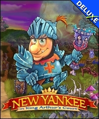 New Yankee in King Arthur\'s Court Deluxe