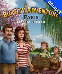 Big City Adventure - Paris Classic Deluxe