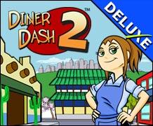 Diner Dash 2 Deluxe