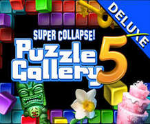 Super Collapse! Puzzle Gallery 5 Deluxe