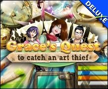 Grace's Quest - To Catch An Art Thief Deluxe
