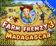 Farm Frenzy 3 - Madagascar Deluxe