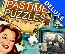 Pastime Puzzles Deluxe