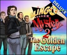 Slingo Mystery 2 - The Golden Escape Deluxe