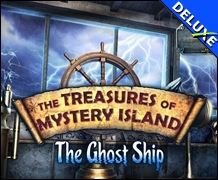 The Treasures of Mystery Island - The Ghost Ship Deluxe