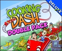 Double Pack Cooking Dash Deluxe