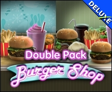 Double Pack Burger Shop