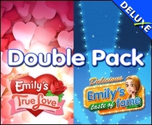 Double Pack Delicious True Taste of Love Deluxe