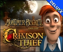 Mortimer Beckett and the Crimson Thief Deluxe