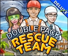 Double Pack Rescue Team Deluxe