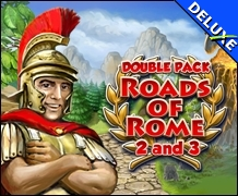 Double Pack Roads of Rome 2 and 3 Deluxe
