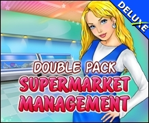 Double Pack SuperMarket Management Deluxe