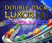 Double Pack Luxor HD Evolved Deluxe