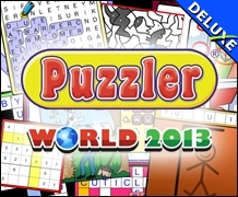 Puzzler World 2013 Deluxe