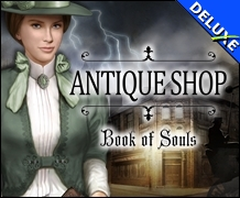 Antique Shop - Book of Souls Deluxe