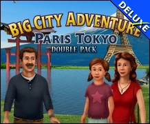 Double Pack Big City Adventure Paris Tokyo Deluxe
