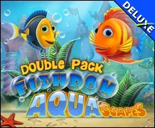 Double Pack Fishdom Aquascapes Deluxe