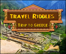 Travel Riddles - Trip to Greece Deluxe