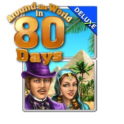 Around the World in 80 Days Gift
