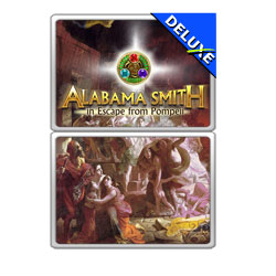 Alabama Smith - Escape from Pompeii