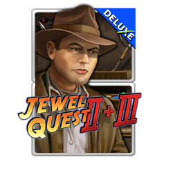 Double Play Jewel Quest II and Jewel Quest III
