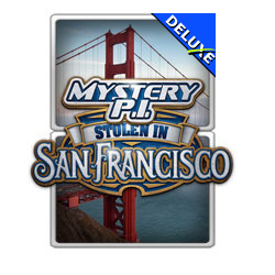 Mystery P.I. - Stolen in San Francisco