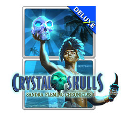 Sandra Fleming Chronicles - Crystal Skulls