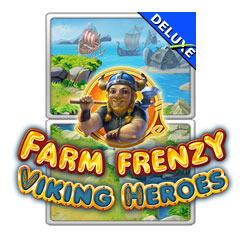 Farm Frenzy: Viking Heroes Deluxe [French|PC] [FS|WU]