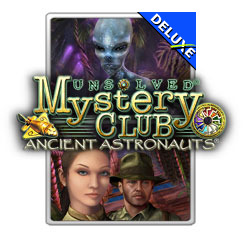 Unsolved Mystery Club - Ancient Astronauts