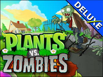 Play Plants vs. Zombies Deluxe