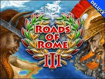Play Roads of Rome 3 Deluxe