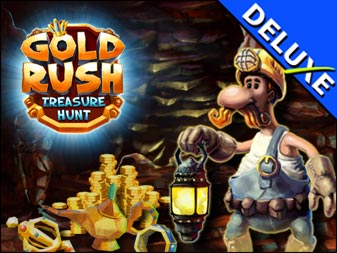 Play Gold Rush - Treasure Hunt Deluxe