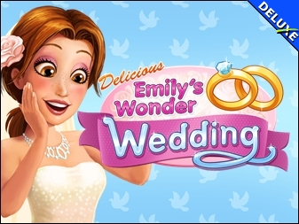 Play Delicious - Emily's Wonder Wedding Deluxe