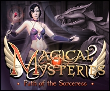 Magical Mysteries - Path of the Sorceress