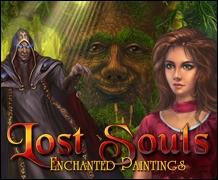 Lost Souls - Enchanted Paintings