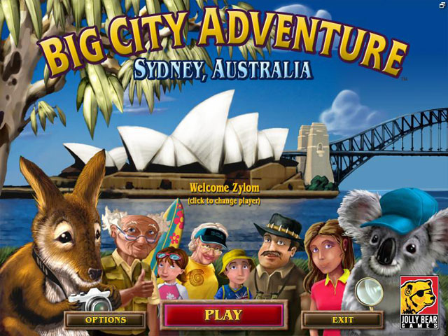 Screenshot 1 for Big City Adventure Sydney Deluxe