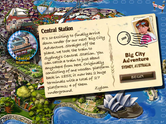 Screenshot 2 for Big City Adventure Sydney Deluxe